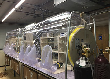 microbiome research anaerobic chambers 2 | Bio-technical resources